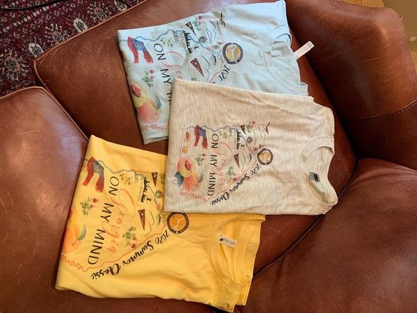 2020 Dogwood Summer Classic T-shirts